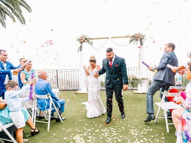 La boda de Héctor y Estela en La Victoria De Acentejo, Santa Cruz de Tenerife 50