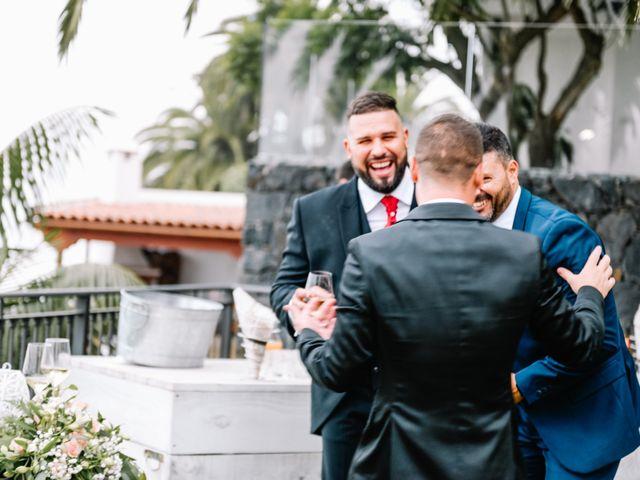 La boda de Héctor y Estela en La Victoria De Acentejo, Santa Cruz de Tenerife 57