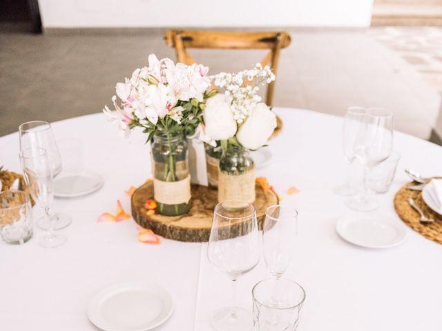 La boda de Héctor y Estela en La Victoria De Acentejo, Santa Cruz de Tenerife 62