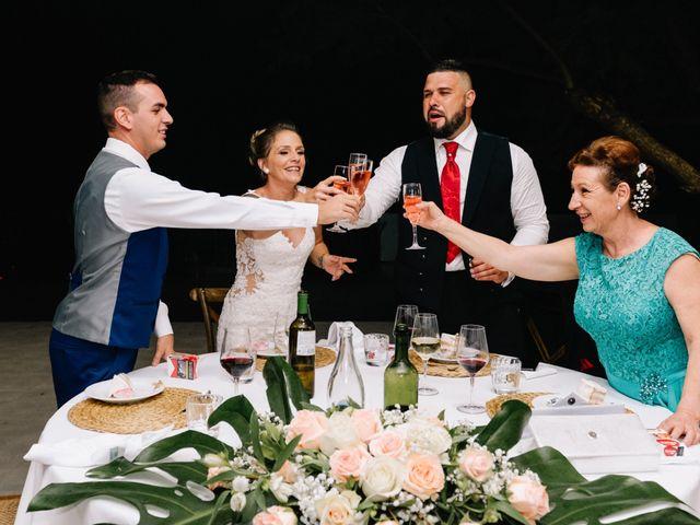 La boda de Héctor y Estela en La Victoria De Acentejo, Santa Cruz de Tenerife 70