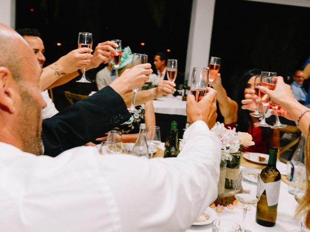 La boda de Héctor y Estela en La Victoria De Acentejo, Santa Cruz de Tenerife 71