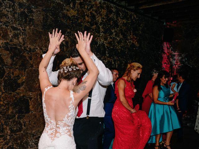 La boda de Héctor y Estela en La Victoria De Acentejo, Santa Cruz de Tenerife 77
