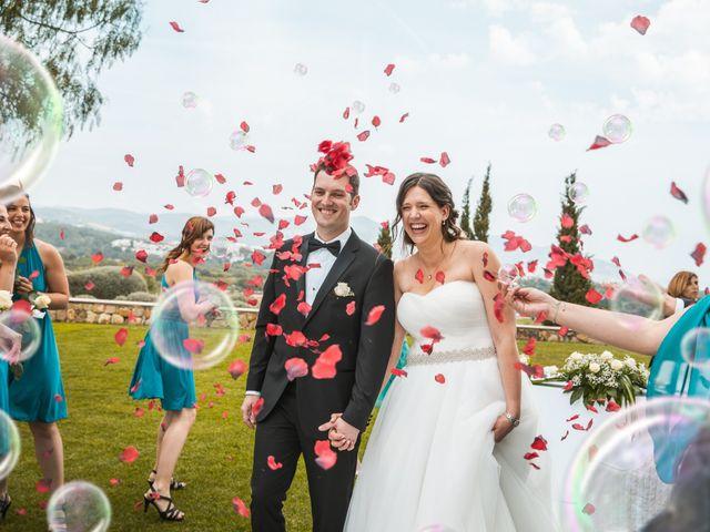 La boda de Rosa y Larry