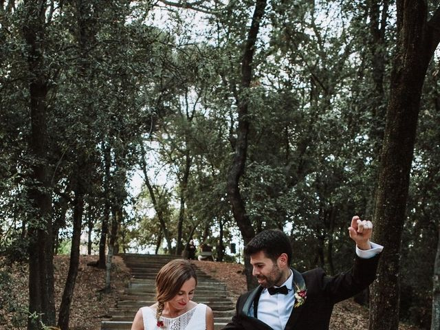 La boda de Ernest y Alba en Caldes De Montbui, Barcelona 27