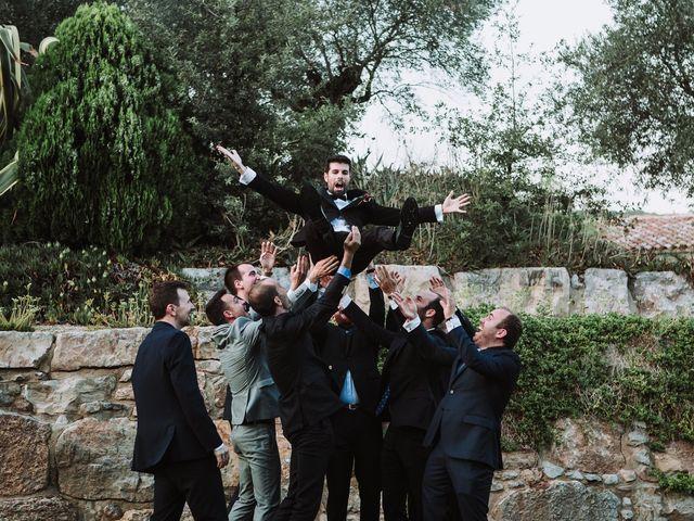 La boda de Ernest y Alba en Caldes De Montbui, Barcelona 75