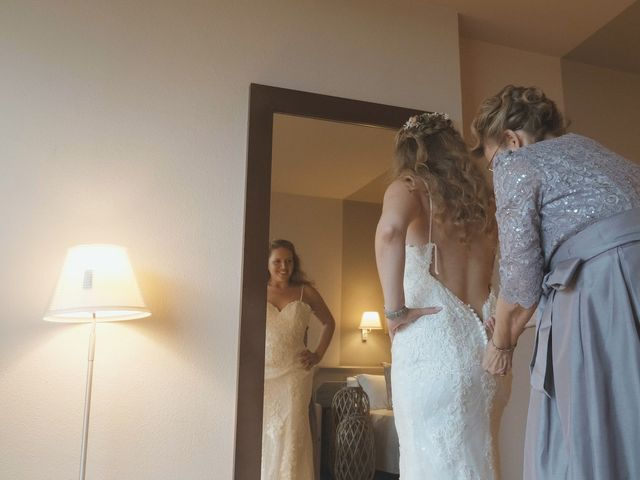 La boda de Marc y Paulina en Granollers, Barcelona 8