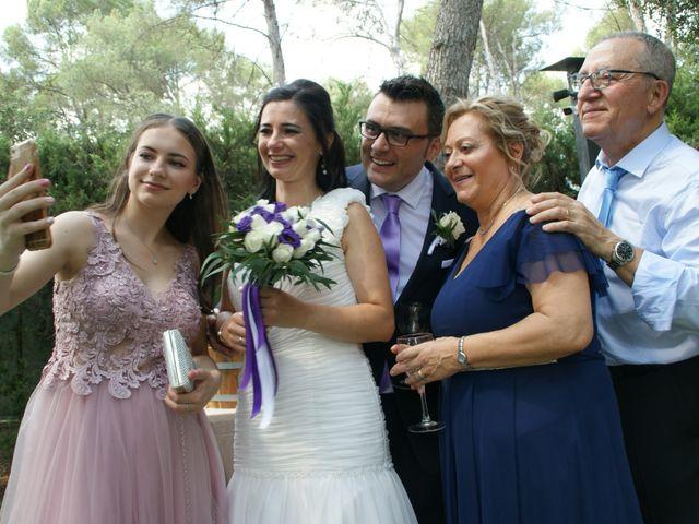 La boda de Tania y David en Santpedor, Barcelona 6