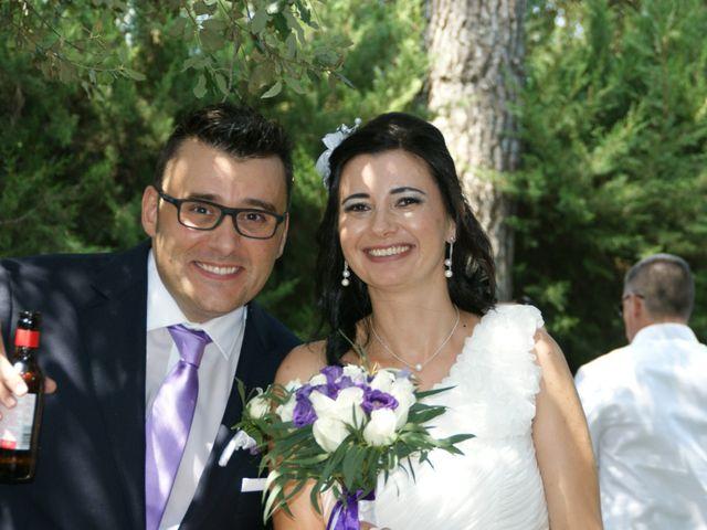 La boda de Tania y David en Santpedor, Barcelona 1