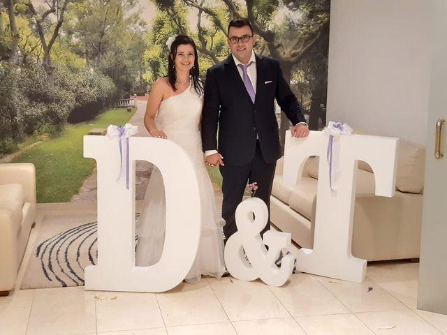 La boda de David y Tania