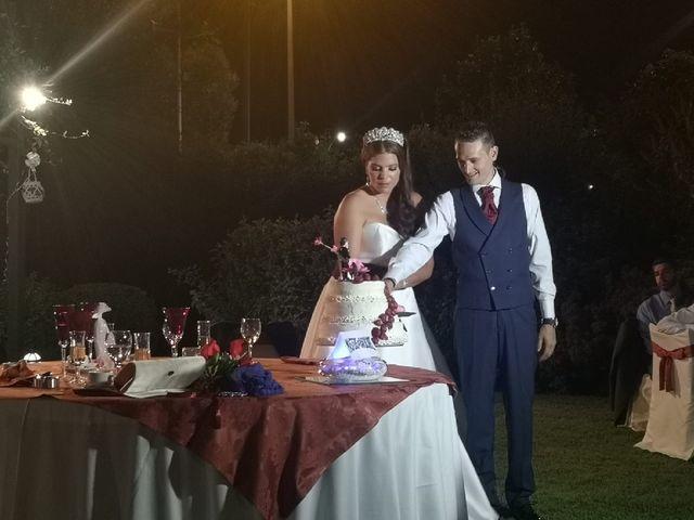 La boda de Daniel y Estefanía en Yeles, Toledo 2
