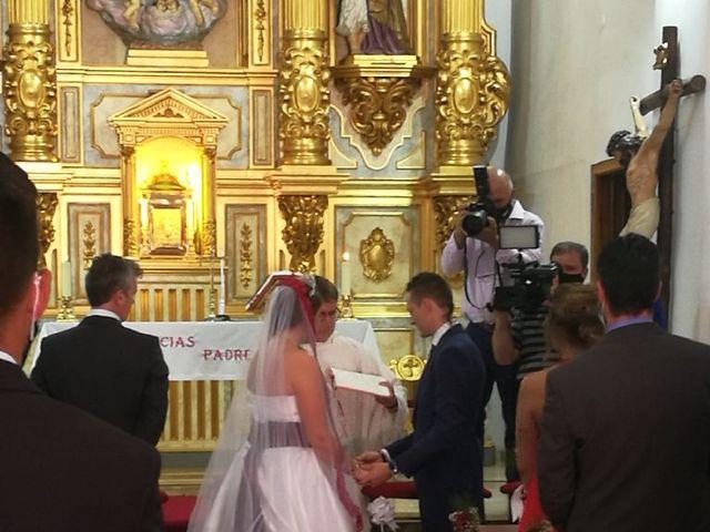 La boda de Daniel y Estefanía en Yeles, Toledo 10