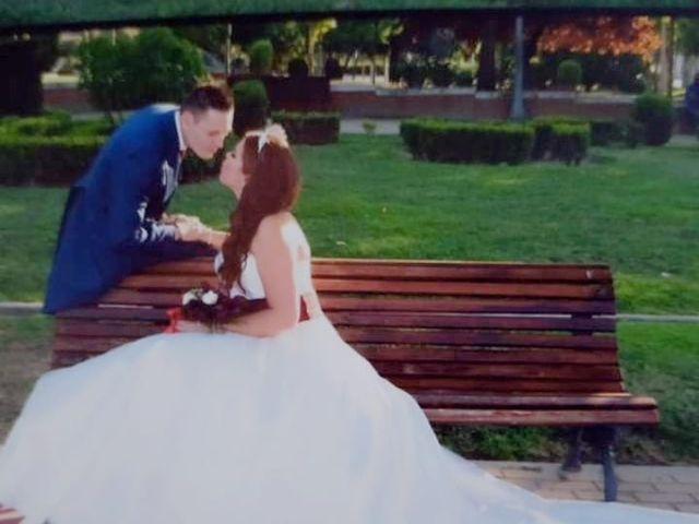 La boda de Daniel y Estefanía en Yeles, Toledo 12