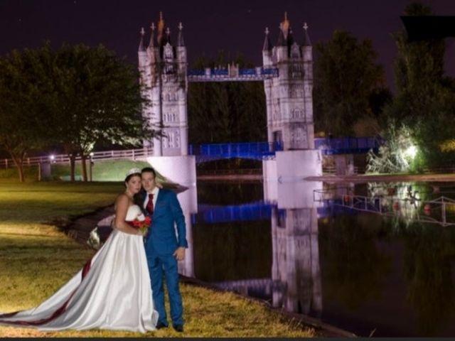 La boda de Daniel y Estefanía en Yeles, Toledo 1