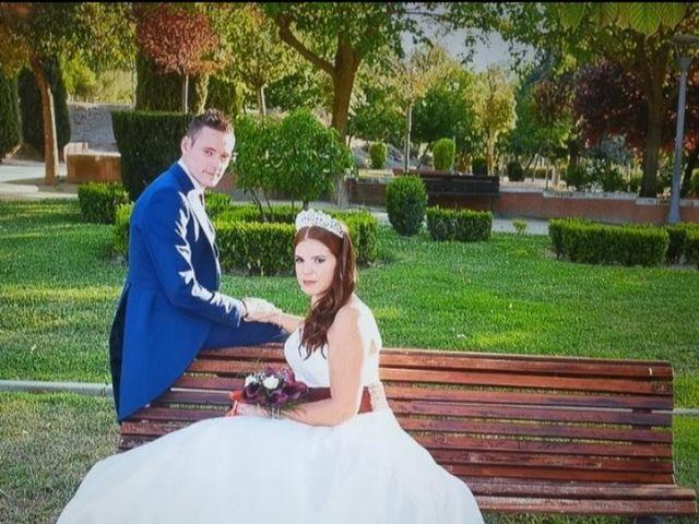 La boda de Daniel y Estefanía en Yeles, Toledo 13