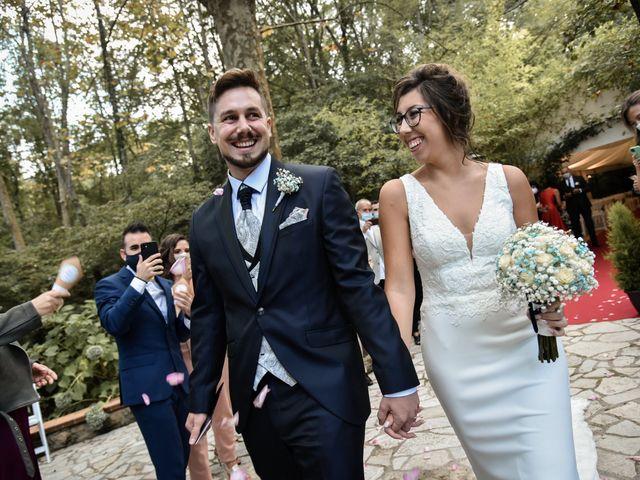 La boda de Albert y Paula en Breda, Girona 16