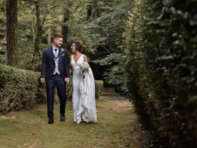 La boda de Albert y Paula en Breda, Girona 18