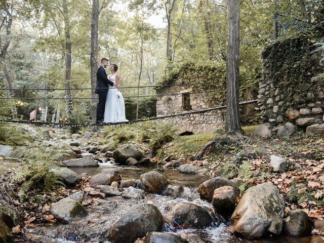 La boda de Albert y Paula en Breda, Girona 20