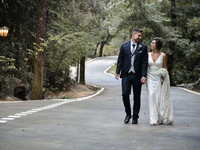 La boda de Albert y Paula en Breda, Girona 21