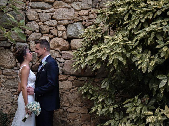 La boda de Albert y Paula en Breda, Girona 22