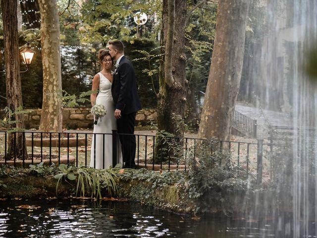 La boda de Albert y Paula en Breda, Girona 23