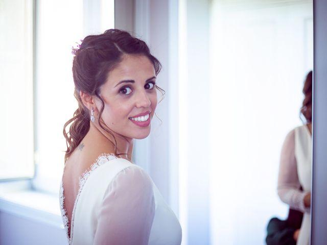 La boda de David y Elena en Soutomaior, Pontevedra 1