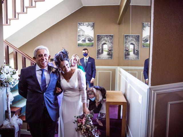 La boda de David y Elena en Soutomaior, Pontevedra 12