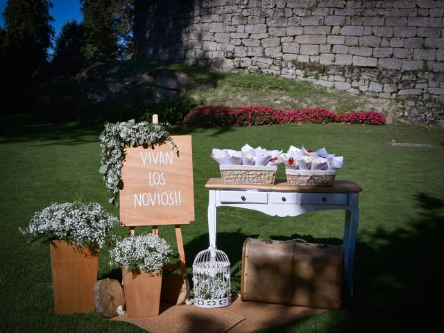 La boda de David y Elena en Soutomaior, Pontevedra 13