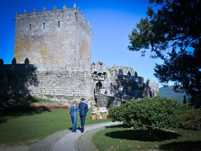 La boda de David y Elena en Soutomaior, Pontevedra 14