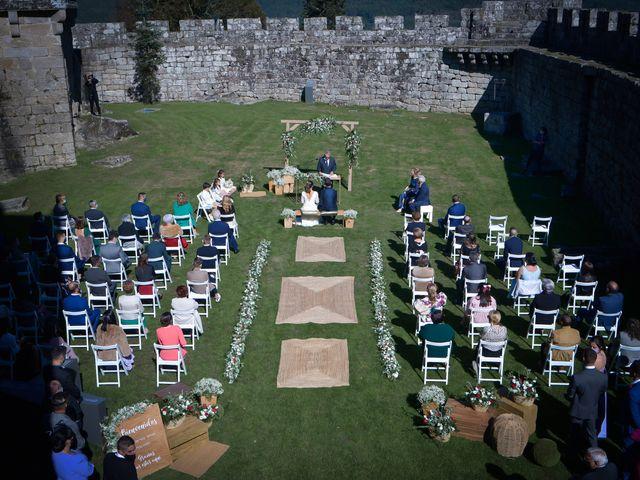 La boda de David y Elena en Soutomaior, Pontevedra 15