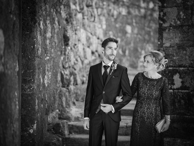 La boda de David y Elena en Soutomaior, Pontevedra 16