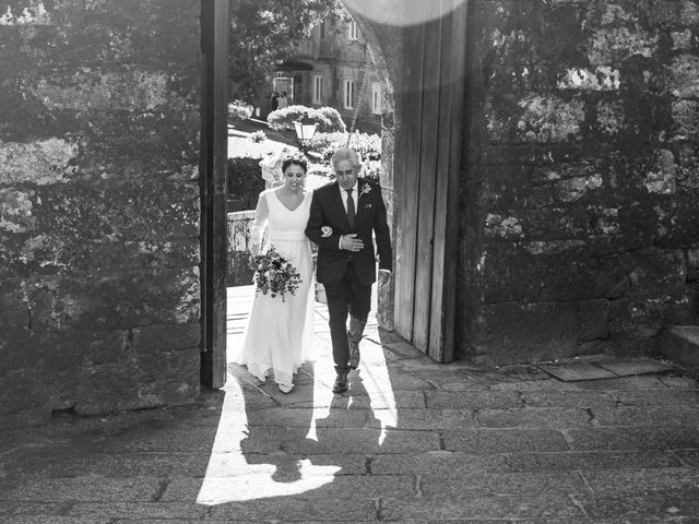 La boda de David y Elena en Soutomaior, Pontevedra 18