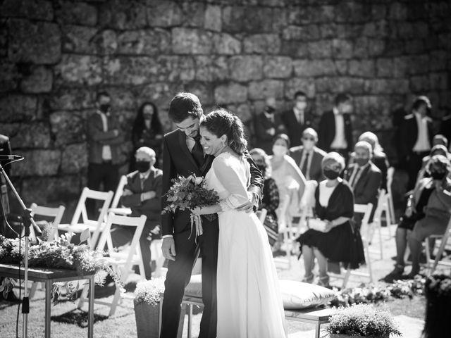 La boda de David y Elena en Soutomaior, Pontevedra 20