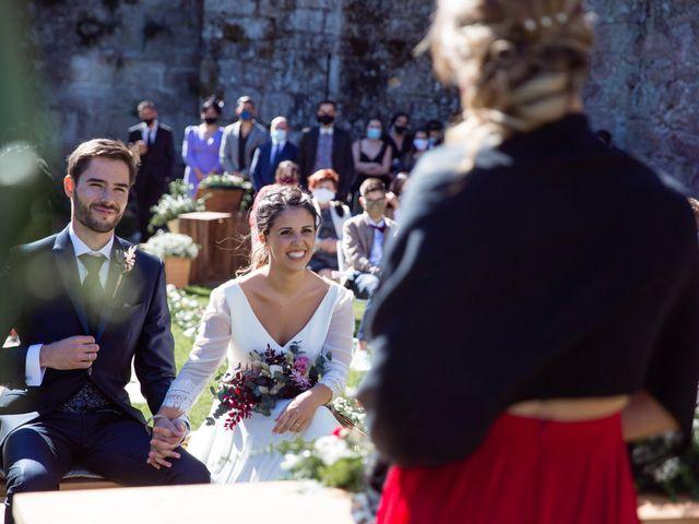 La boda de David y Elena en Soutomaior, Pontevedra 21