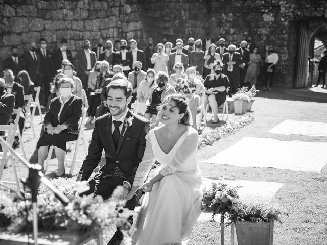 La boda de David y Elena en Soutomaior, Pontevedra 22