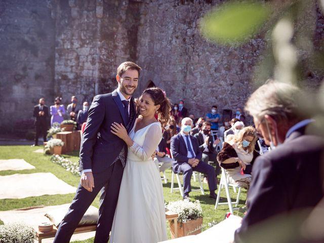 La boda de David y Elena en Soutomaior, Pontevedra 23