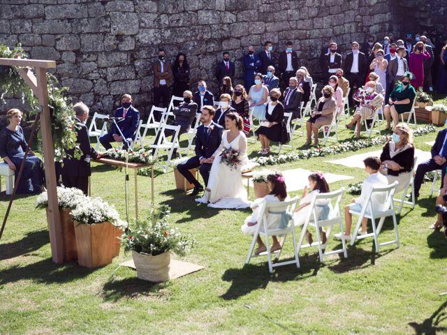 La boda de David y Elena en Soutomaior, Pontevedra 24