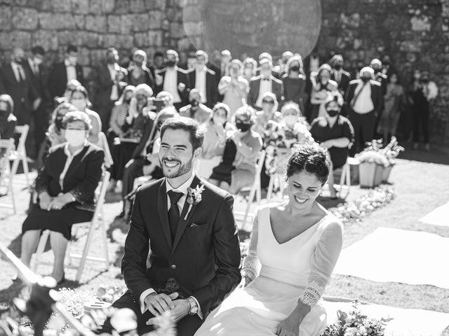 La boda de David y Elena en Soutomaior, Pontevedra 26