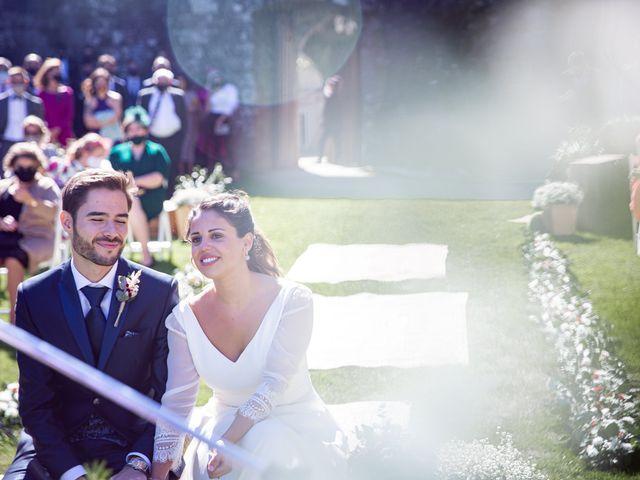 La boda de David y Elena en Soutomaior, Pontevedra 28