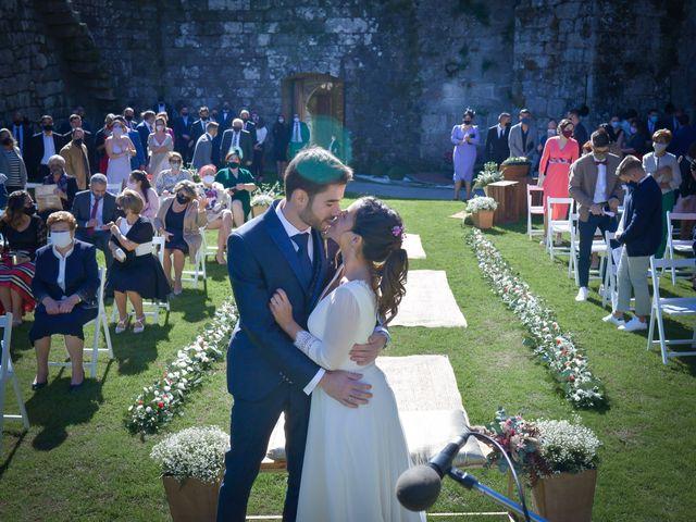 La boda de David y Elena en Soutomaior, Pontevedra 29