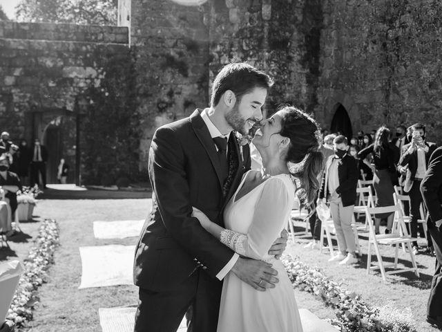 La boda de David y Elena en Soutomaior, Pontevedra 30