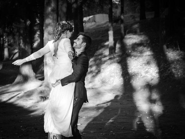 La boda de David y Elena en Soutomaior, Pontevedra 33