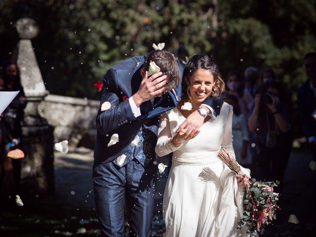 La boda de David y Elena en Soutomaior, Pontevedra 34