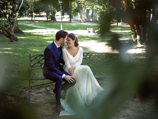 La boda de David y Elena en Soutomaior, Pontevedra 35