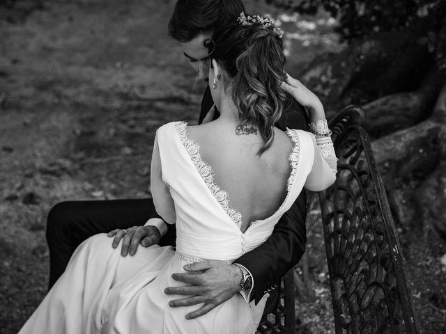 La boda de David y Elena en Soutomaior, Pontevedra 2