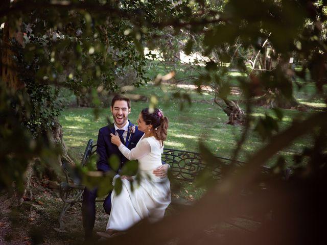 La boda de David y Elena en Soutomaior, Pontevedra 36
