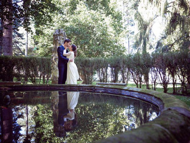 La boda de David y Elena en Soutomaior, Pontevedra 38
