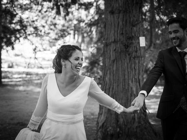 La boda de David y Elena en Soutomaior, Pontevedra 39