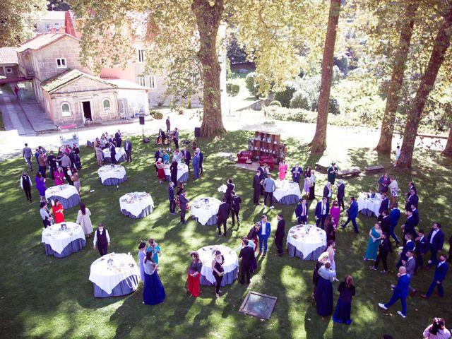 La boda de David y Elena en Soutomaior, Pontevedra 40