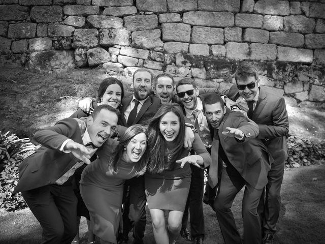 La boda de David y Elena en Soutomaior, Pontevedra 42