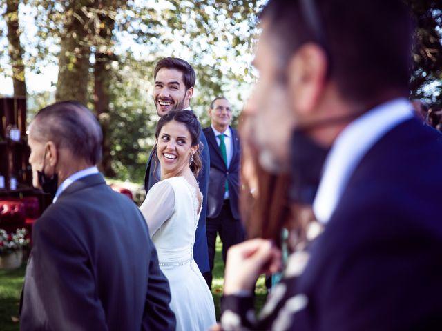 La boda de David y Elena en Soutomaior, Pontevedra 43